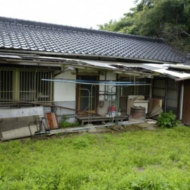 荘内半島空き家