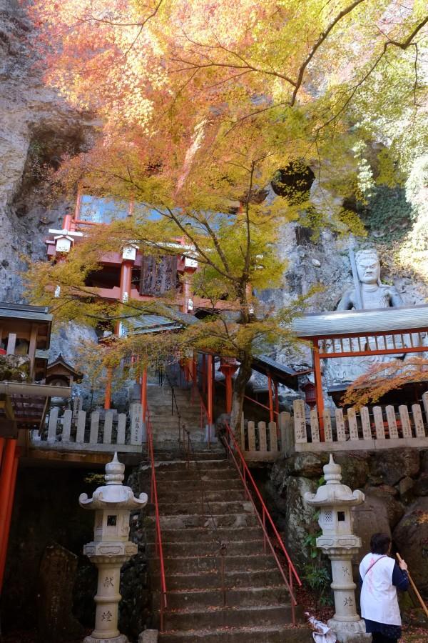 小豆島霊場 第18番札所石門洞