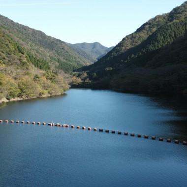 諭鶴羽ダム公園